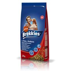 BREKKIES EXCEL DOG MIX BEEF